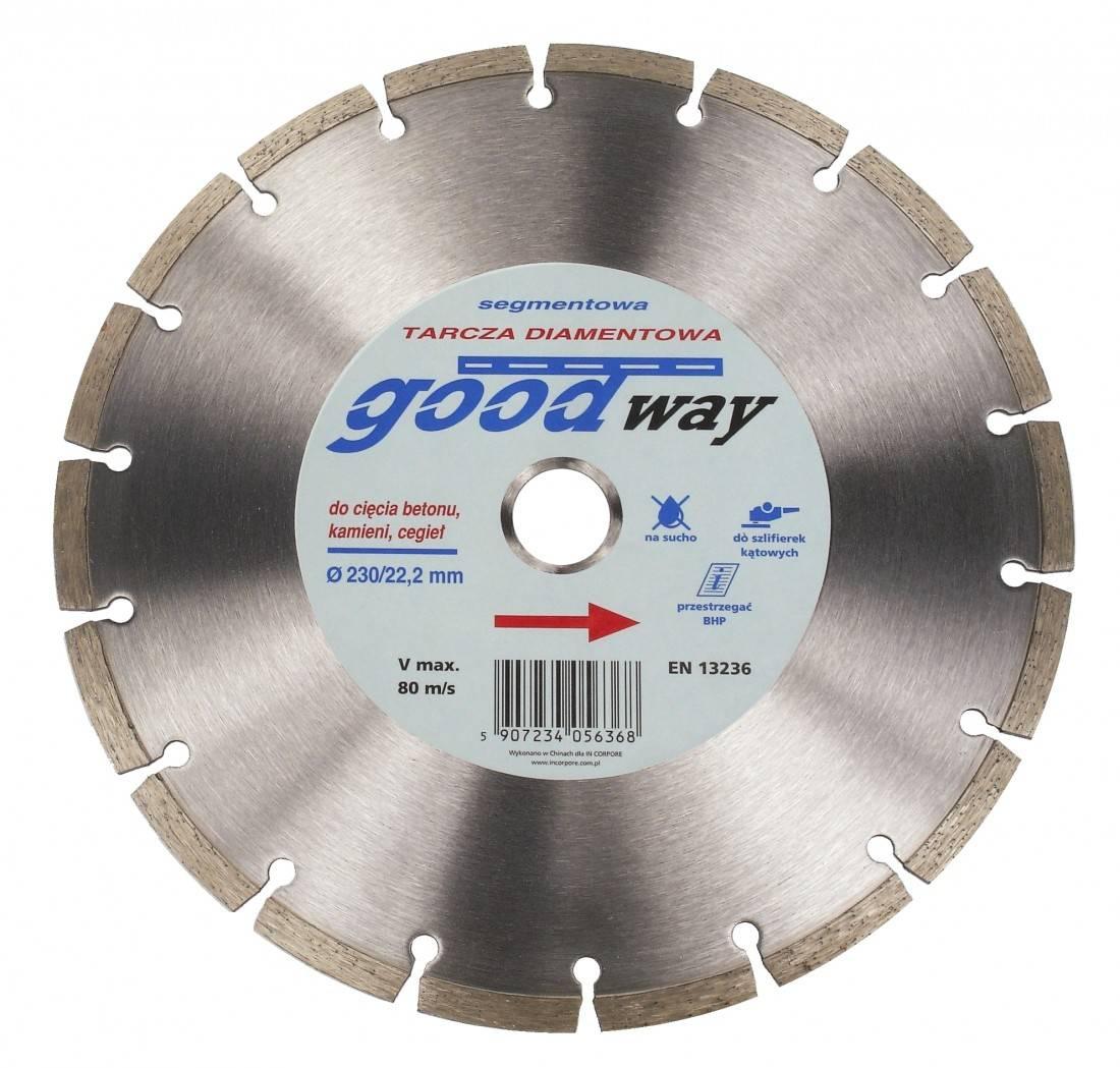 лучшие диски по бетону