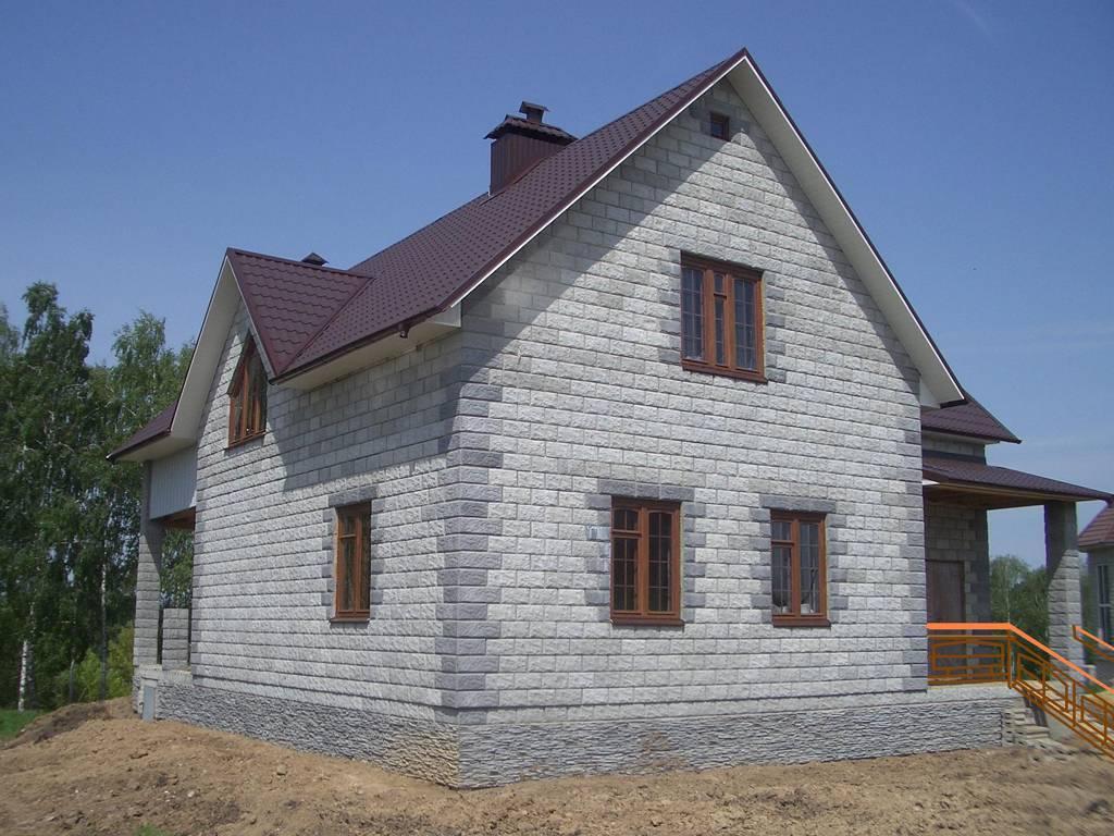 Построить дом пеноблок своими руками фото 454