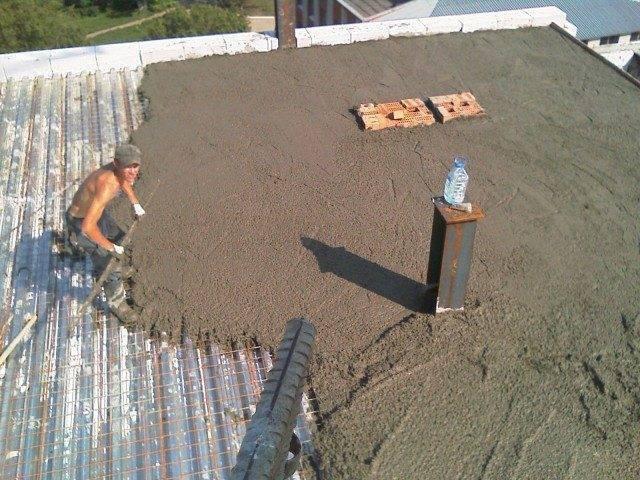 Плита перекрытия из керамзитобетона как сделать керамзитобетон белгород цены
