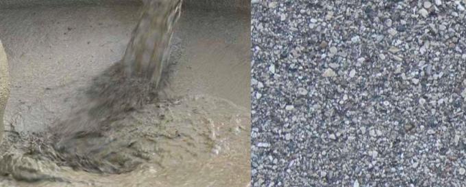 Мелкозернистым бетон высокоогнеупорный бетон