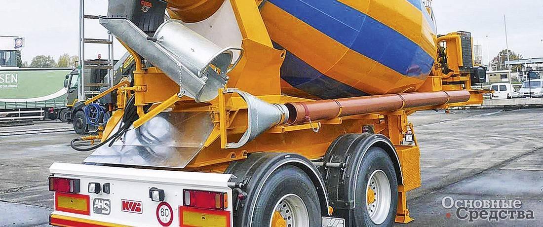 Машина развозящая бетон виды испытаний бетона