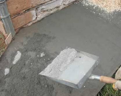 Льющийся бетон паспорт на бетонную смесь в15