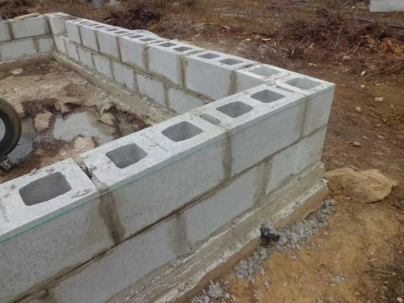 можно ли строить дом из шлакоблока
